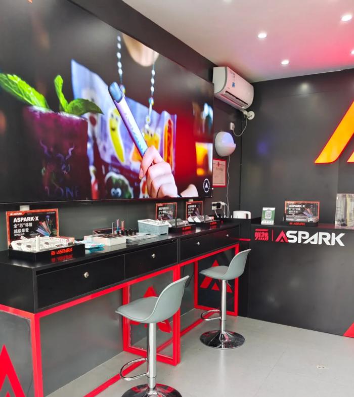 ASPARK一燃全国首家专卖店来了!