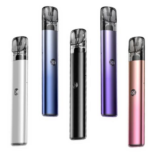 CAMX冰雾悦享换弹电子烟套装5色图
